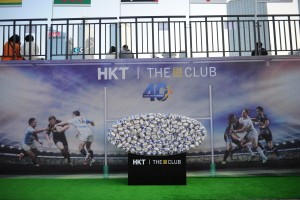 Event Management for HKT Rugby 7 2015